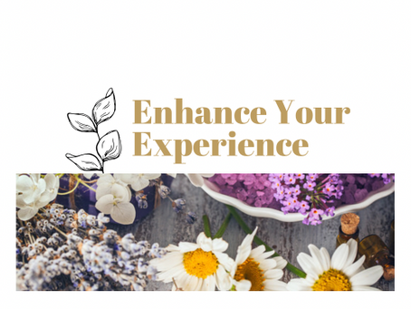 Enhance Your Experience