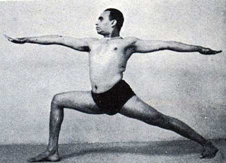 The Stead and Relaxed Warrior, Understanding External Rotation of the Pelvis Part1