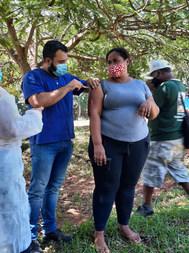 WhatsApp ImVacinação - Comunidade dos Pretos