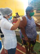 Vacinação das comunidades