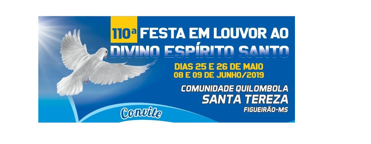 Comunidade Quilombola Santa Tereza.