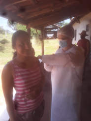 Comunidade Quilombola Furnas dos Baianos
