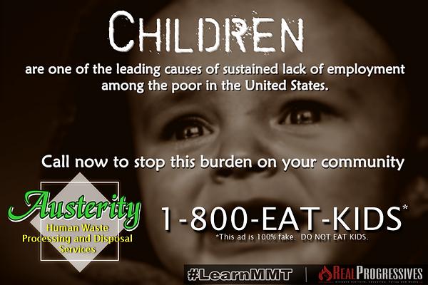 Austerity Ad