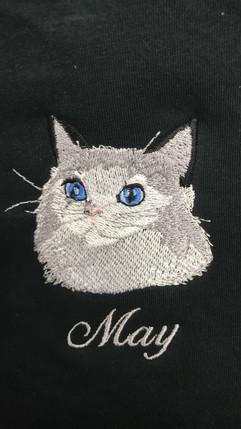 Custom embroidery, cat.jpg