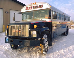 Decal package for Silver Bullets hockey