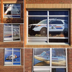 Window Perf for the North Battleford RCM