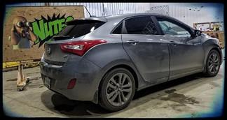 2016 Elantra GT - 5% tint on back window