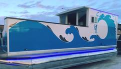 Pontoon boat, The Dirty Oar2.jpg