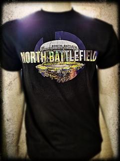 custom t-shirt with North Battleford wat