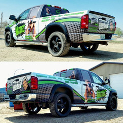 Nutec half ton truck fully wrap.jpg