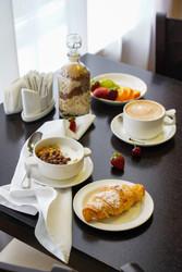 Завтрак для гостей