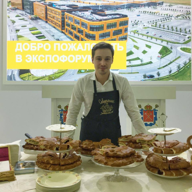 Inwetex и Saint Petersburg Travel Hub