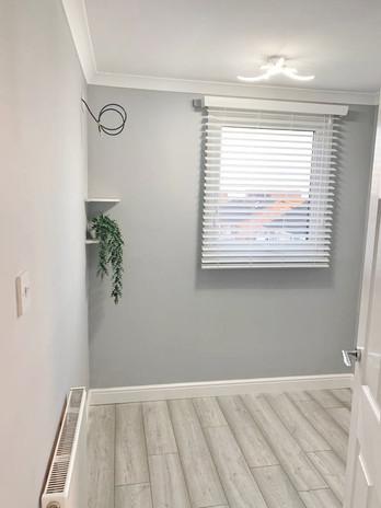 Redecoration of box bedroom
