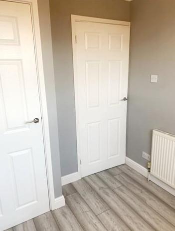 Decoration of box bedroom