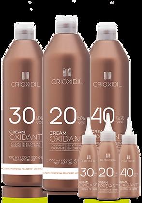 Oxigenada en Crema / CRIOXIDIL