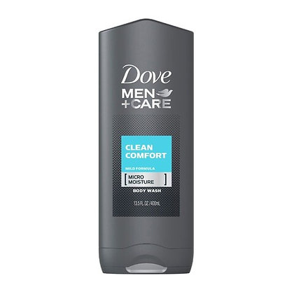 Jabón Líquido Clean Comfort Para Hombre 13.5 oz. / Dove