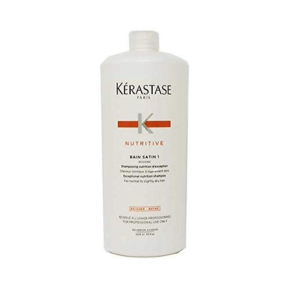 Bain Satin 1 - 1000 ml. / Kérastase