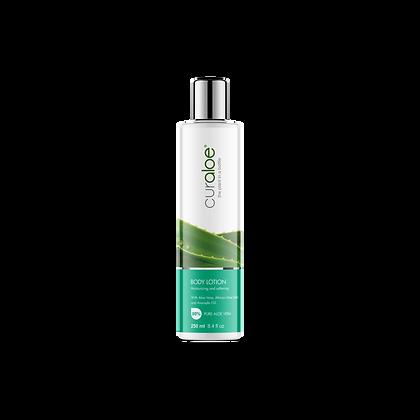 Body lotion aloe vera 250ml / 8.4 fl Oz. /Curaloe