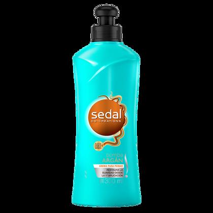 Crema de Peinar Bomba Argán 300 ml. / Sedal