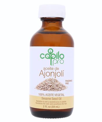 Aceite ajonjoli 2 oz. / Capilo Pro