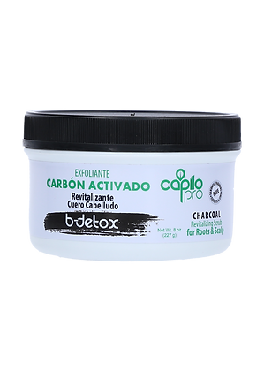 Scrub B-Detoz 8 oz. / Capilo Pro
