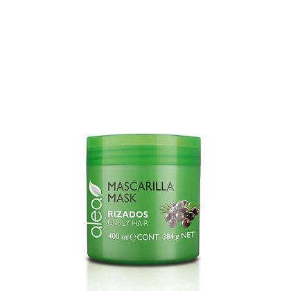 Mascarilla Cabello Rizado 400 ml. / ALEA