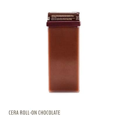 Cartucho Cera Roll-On Chocolate 100 ml. / DSG