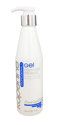 Gel definidor curly Glam 16 Oz./ Kaperline
