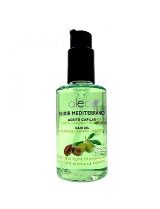 Aceite Elixir Mediterráneo 130 ml. / ALEA