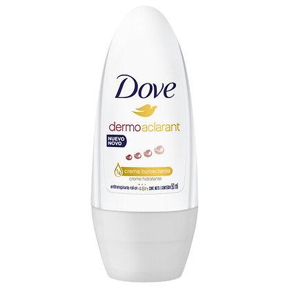 Desodorante Roll On Dermo Aclarant 50 ml.  / Dove