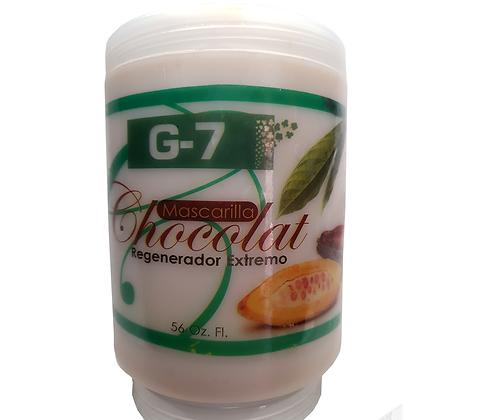 Mascarilla de chocolate 36 oz. / G7