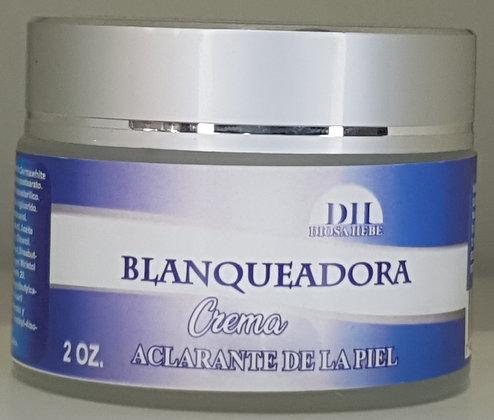 Crema blanquedadora 2 oz./Diosa Hebe