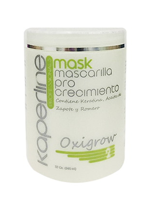 Mascarilla Oxigrow 32 Oz./ Kaperline