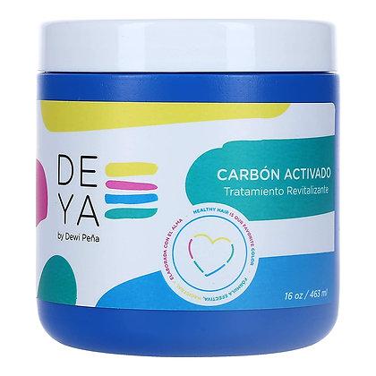 Tratamiento Intensivo carbón activado 16 - 32  oz. / Deya