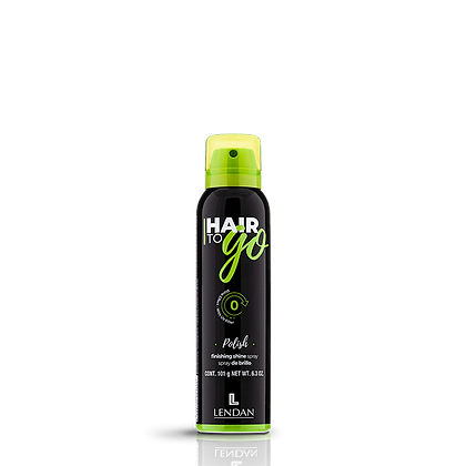 Espray de Acabado para Brillo Hair To Go 210 ml. / LENDAN