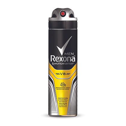 Desodorante Aerosol V8 Para Hombres 150 ml.