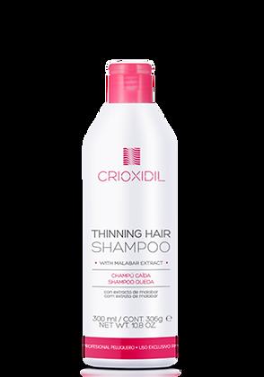 Shampoo Anti Caída 300 ml. / CRIOXIDIL