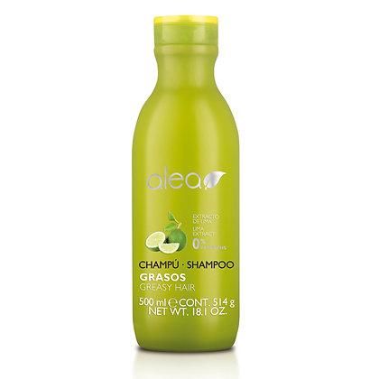 Shampoo Pelo Graso 500 ml. / ALEA