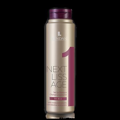 Shampoo Preparación NEX LISS AGE 300 ml. / LENDAN
