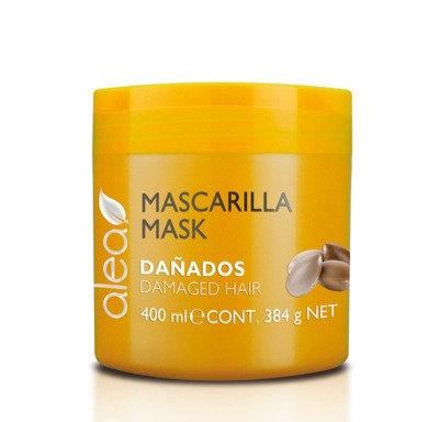 Mascarilla Cabello Dañado 400 ml. / ALEA