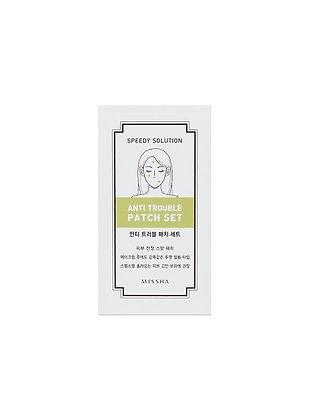 Parche para brotes de acné / Pilarcita