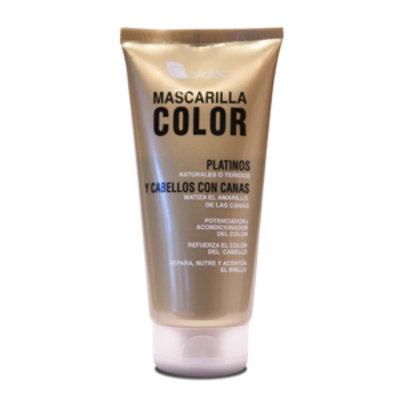 Mascarilla Color Cabellos Platinos - Teñidos y Canas 150 ml. / AZALEA