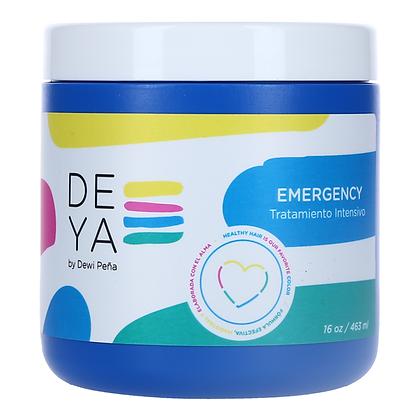 Emergencia Reparadora Hidratante 16 - 32 Oz / Deya