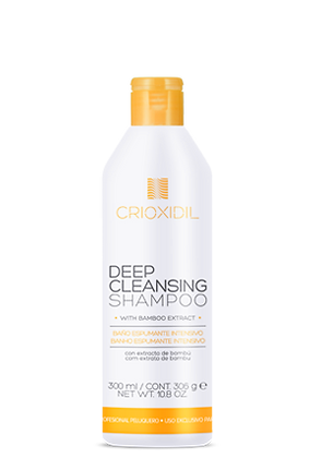 Shampoo Baño Espumante Intensivo 300 ml. / CRIOXIDIL