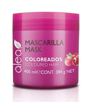 Mascarilla Cabello Coloreado - Teñido 400 ml. / ALEA