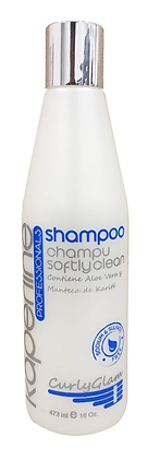 Shampoo Curly Glam 16 Oz. /Kaperline