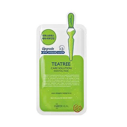 Mascarilla faciales hidratantes de tea tree MEDIHEAL / Pilarcita