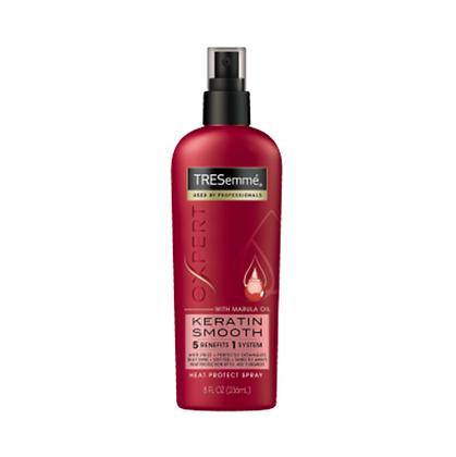Keratin Smooth Heat Defense Spray 8 oz. / Tresemmé