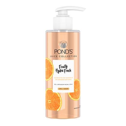 Limpiador Facial con Extracto de Naranja