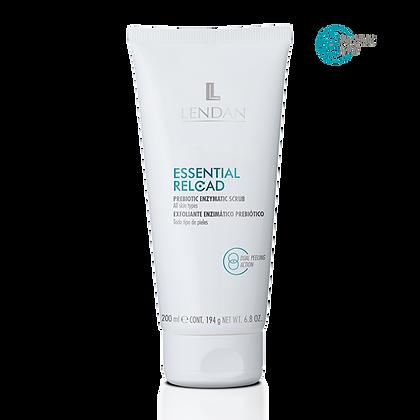 Exfoliante Enzimático Prebiótico ESSENTIAL RELOAD 200 ml. / LENDAN